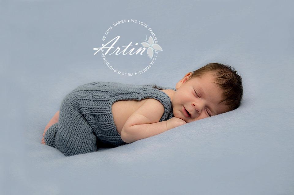 Newborn photography Burnaby, Adrian