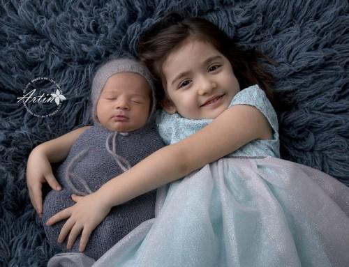 Newborn Baby Photography | Rayan