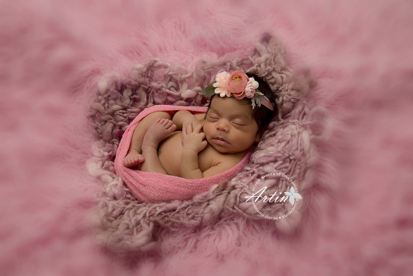 Newborn Photography & Sibling Session - Cidney