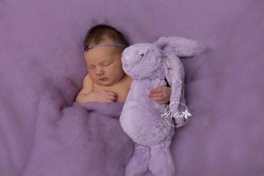 Newborn Photography Session - Liliana