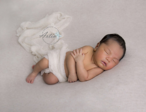 Newborn Photography Session – Leo